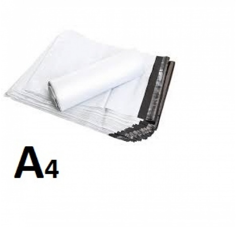 Кур'єрський пакет 240 × 320 - А4 - 1кг (1000 шт.)