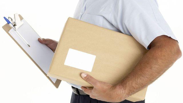 Кур'єрські пакети для документів